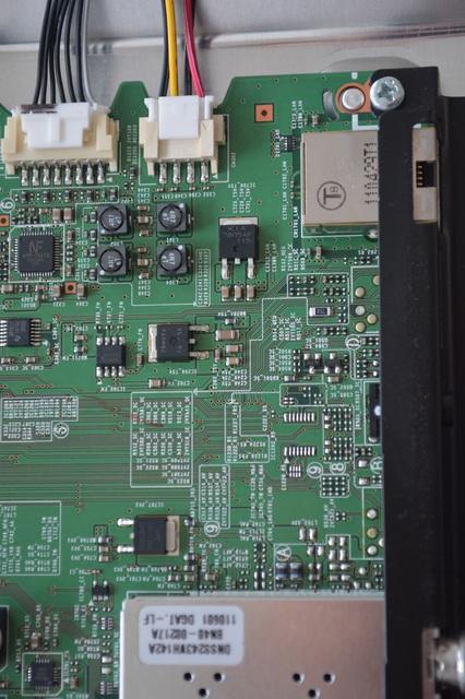 Samsung UE46D5700 Neustart-Endlosschleife? Kälte ist die Lösung