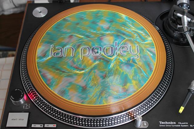 Ian Pooley ?– Celtic Cross EP