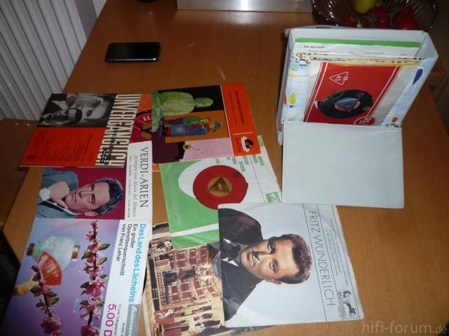 Weitere Platten Inkl. Plattenbox