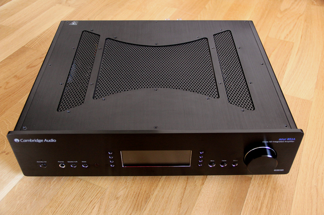 Cambridge Audio 851A Verstärker