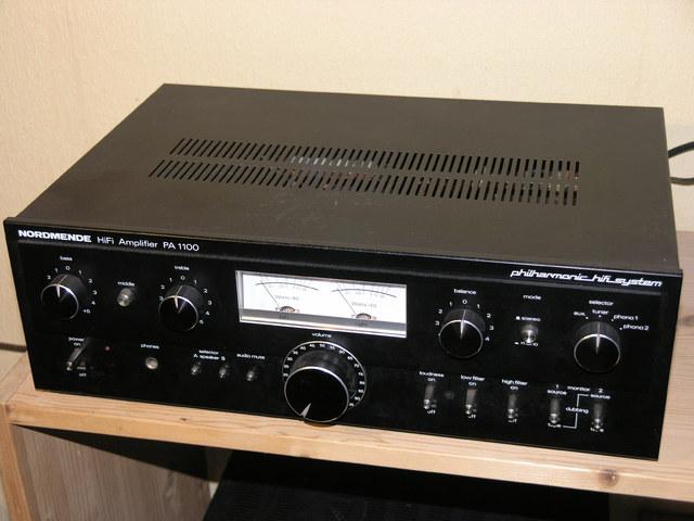 Nordmende PA-1100