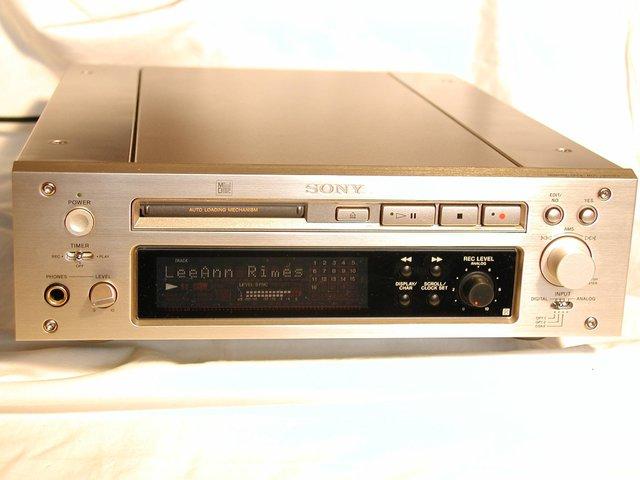 Sony MDS-J3000ES