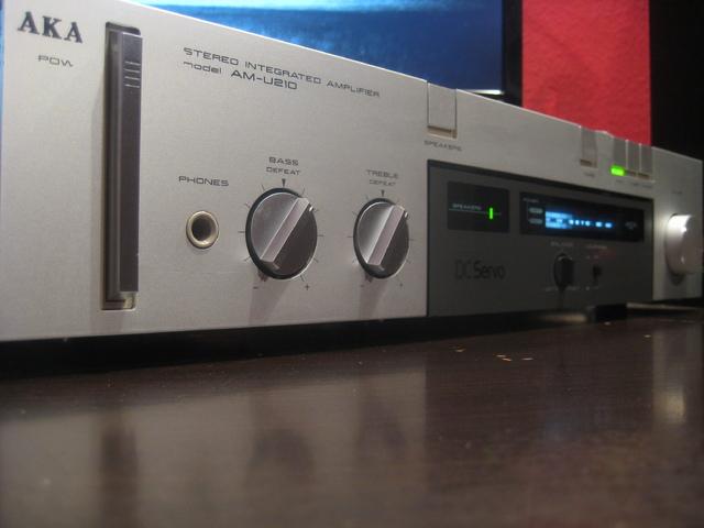 Akai AM-U 210