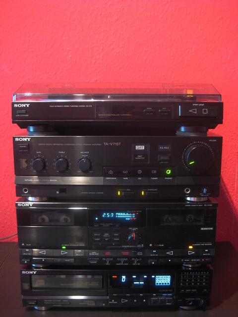 Sony Precise V-715