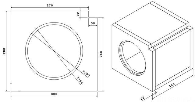 CAD-Maße
