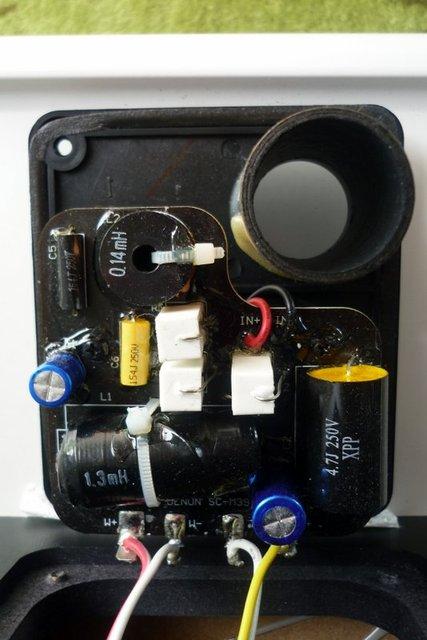 SC-F109 Frequenzweiche