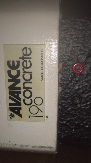 Avance Concrete 190