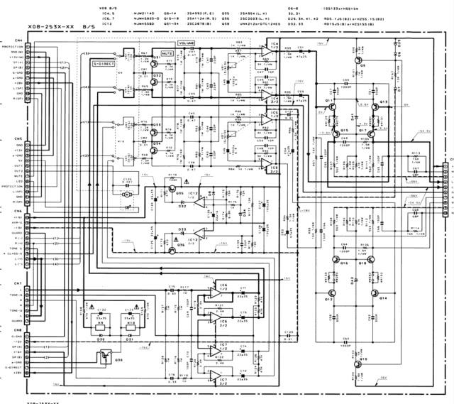 Platine-Schaltplan
