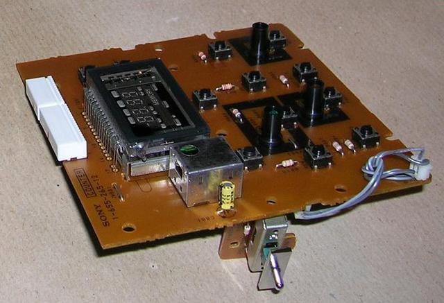 6927 Sony KA 5 ES Displayplatine, Elko