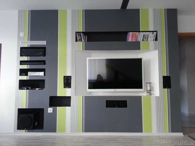 tv wand optikproblem racks geh use hifi forum. Black Bedroom Furniture Sets. Home Design Ideas