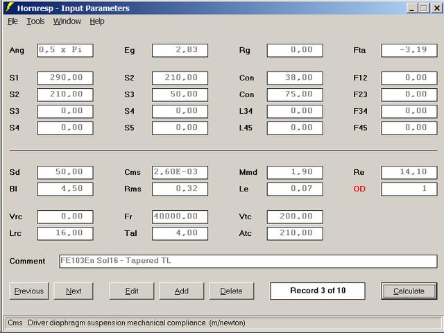 Fostex Fe-103 En Sol-16 Transmissionline, Projekte der Nutzer