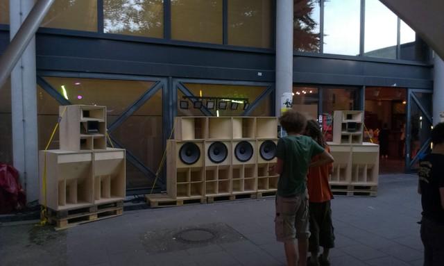 SoundSystem komplett
