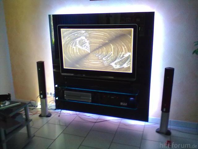 meine tv wand racks geh use hifi forum. Black Bedroom Furniture Sets. Home Design Ideas