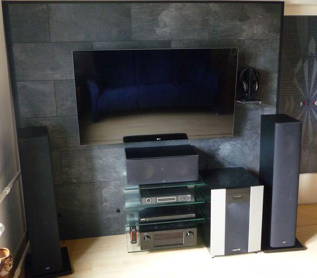 bilder eurer steinw nde kiesbetten racks geh use hifi forum seite 32. Black Bedroom Furniture Sets. Home Design Ideas
