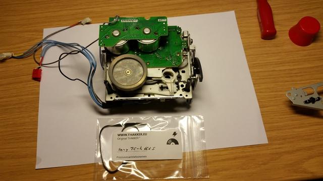 Sony TC-K661S