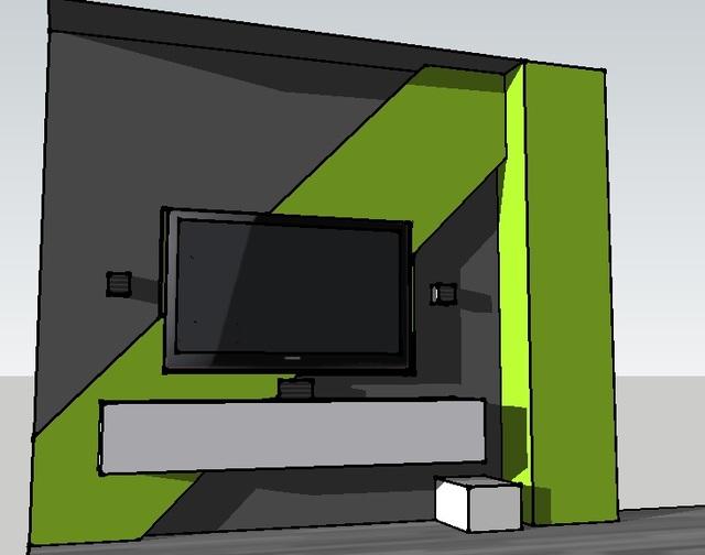 Computer kabel verstecken perfect kabelkanal wohnzimmer wand computer ladory in wei mit - Rigipswand schrank aufhangen ...