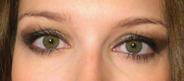 Offene Augen