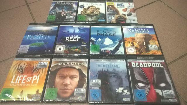 Meine 4K Filme