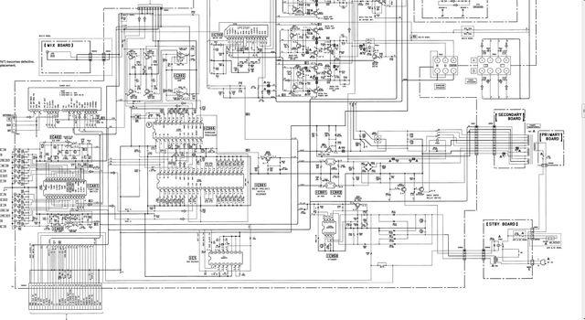 Sony STR-DE315 Power Supply Defekt(?), Elektronik (Stereo&Surround ...