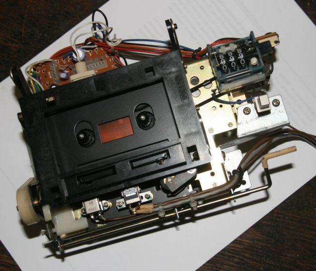 Tapedeck Modul Panasonic SG 6070