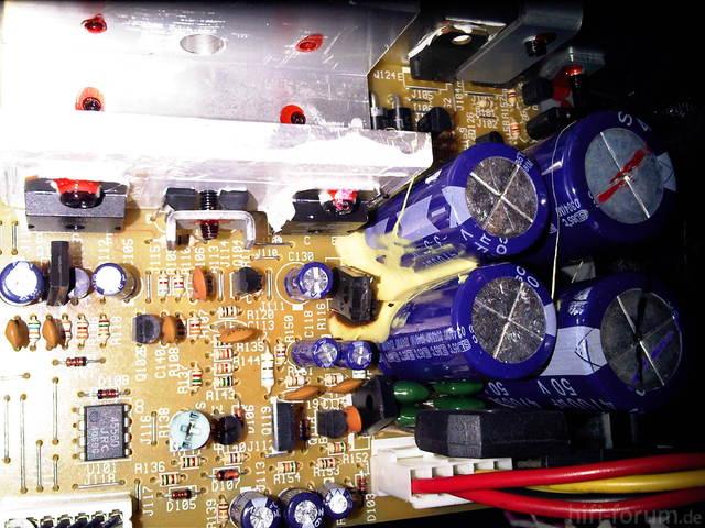 jbl subwoofer aktiv modul defekt transistor. Black Bedroom Furniture Sets. Home Design Ideas