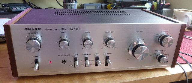 Sharp SM-1400