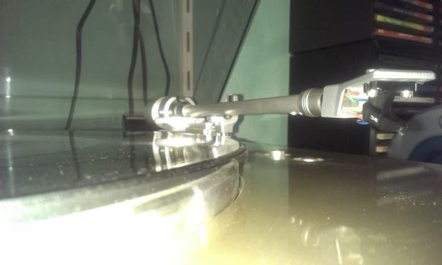 Tonarm DP-300F