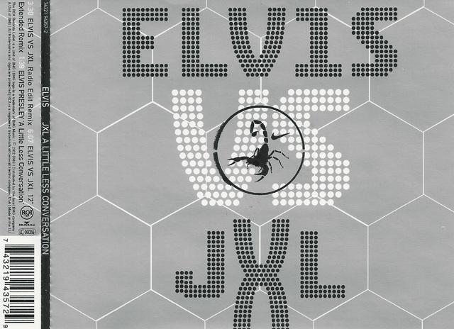 CD Cover (Elvis Vs JXL   A Little Less Conversation) (1)