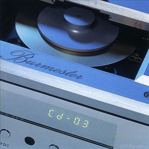 CD Cover (Various Artists   Burmester Vorführungs CD III)