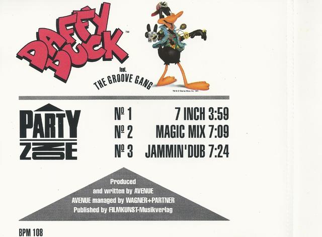 Daffy Ducks Quackbusters 1988 -
