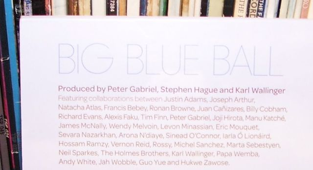 Big Blue Ball Artists