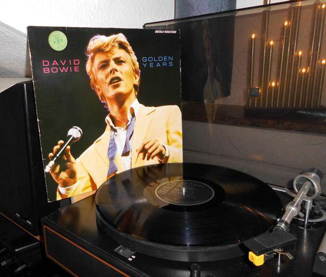 David Bowie GY