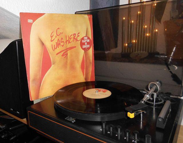 Eric Clapton E.C.WH