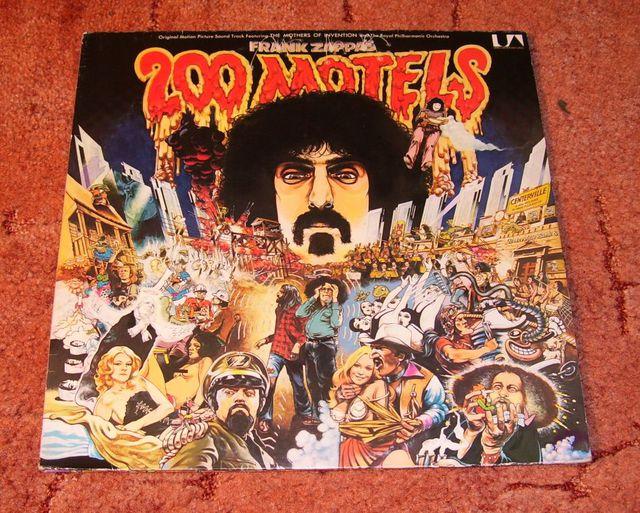 Frank Zappa\'s 200 Motels