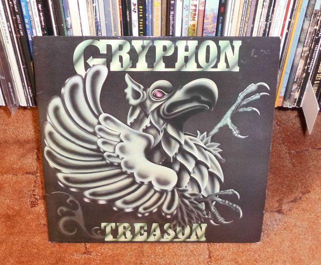 Gryphon Treason