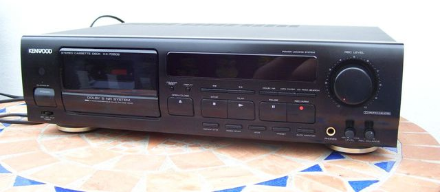 Tv, Video & Audio Begeistert Kenwood Dp-5050 Cd-player