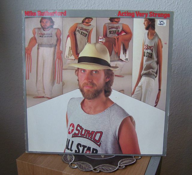 Mike Rutherford  Acting Very Strange