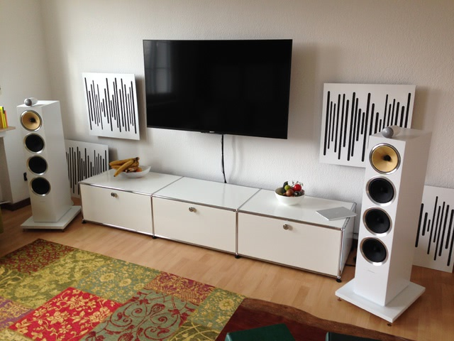 b w cm10 s2 usm haller lowboard bw cm10 haller. Black Bedroom Furniture Sets. Home Design Ideas