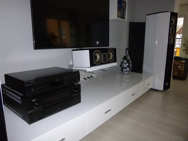 Bilder eurer wohn heimkino anlagen allgemeines hifi forum seite 851 - Audio anlage wohnzimmer ...