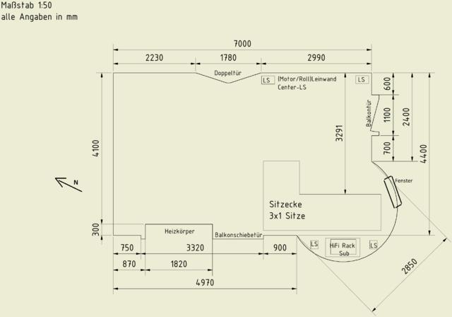 Umstieg Auf Beamer IVm Neueinrichtung Wohnzimmer Projektoren