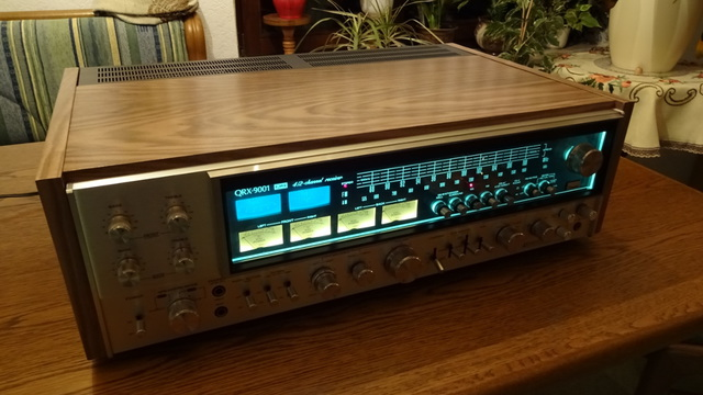 Sansui QRX-9001 Front