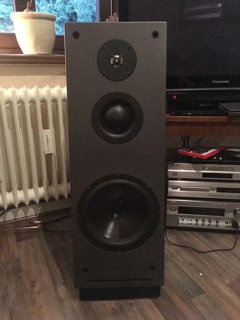 Unbekannter 3-Wege Lautsprecher