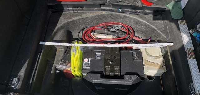 Kofferraum Unterbau Breite Full