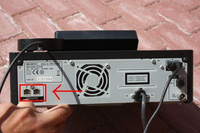 Niedlich Sony Proprietäre Lautsprecherkabelanschlüsse Bilder - Der ...