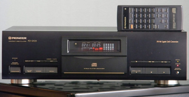 Pioneer PD S705