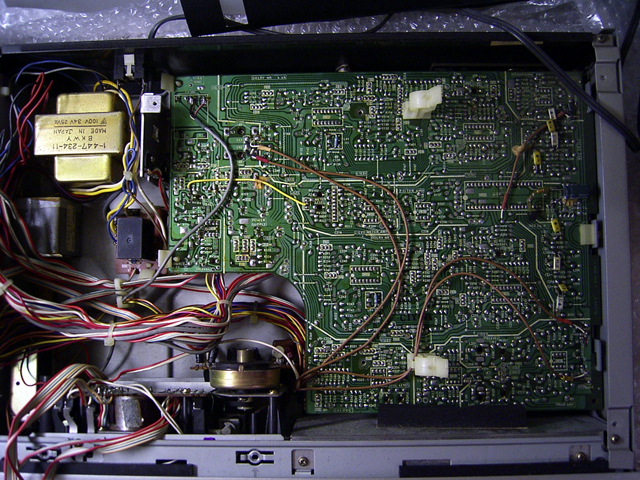 Sony TC FX 1010
