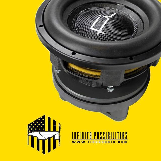 Fi Car Audio SP418v2 Chassis