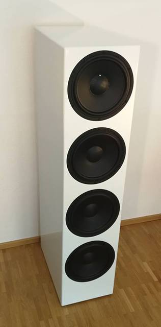 MeroVinger Audio 4x26