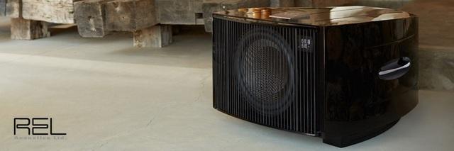 REL Acoustics No.25 Subwoofer