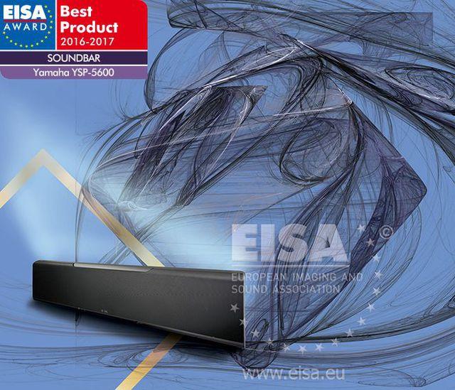 yamaha ysp 5600 erste und einzige soundbar der welt mit. Black Bedroom Furniture Sets. Home Design Ideas